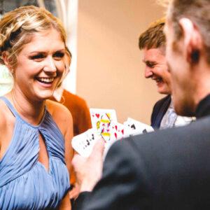 fun wedding entertainment wedd