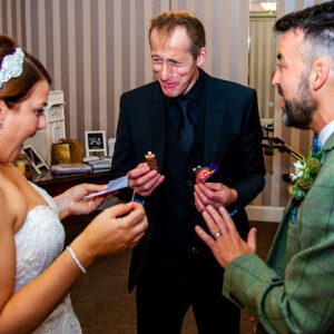 warwick house southam magician wedding gallery